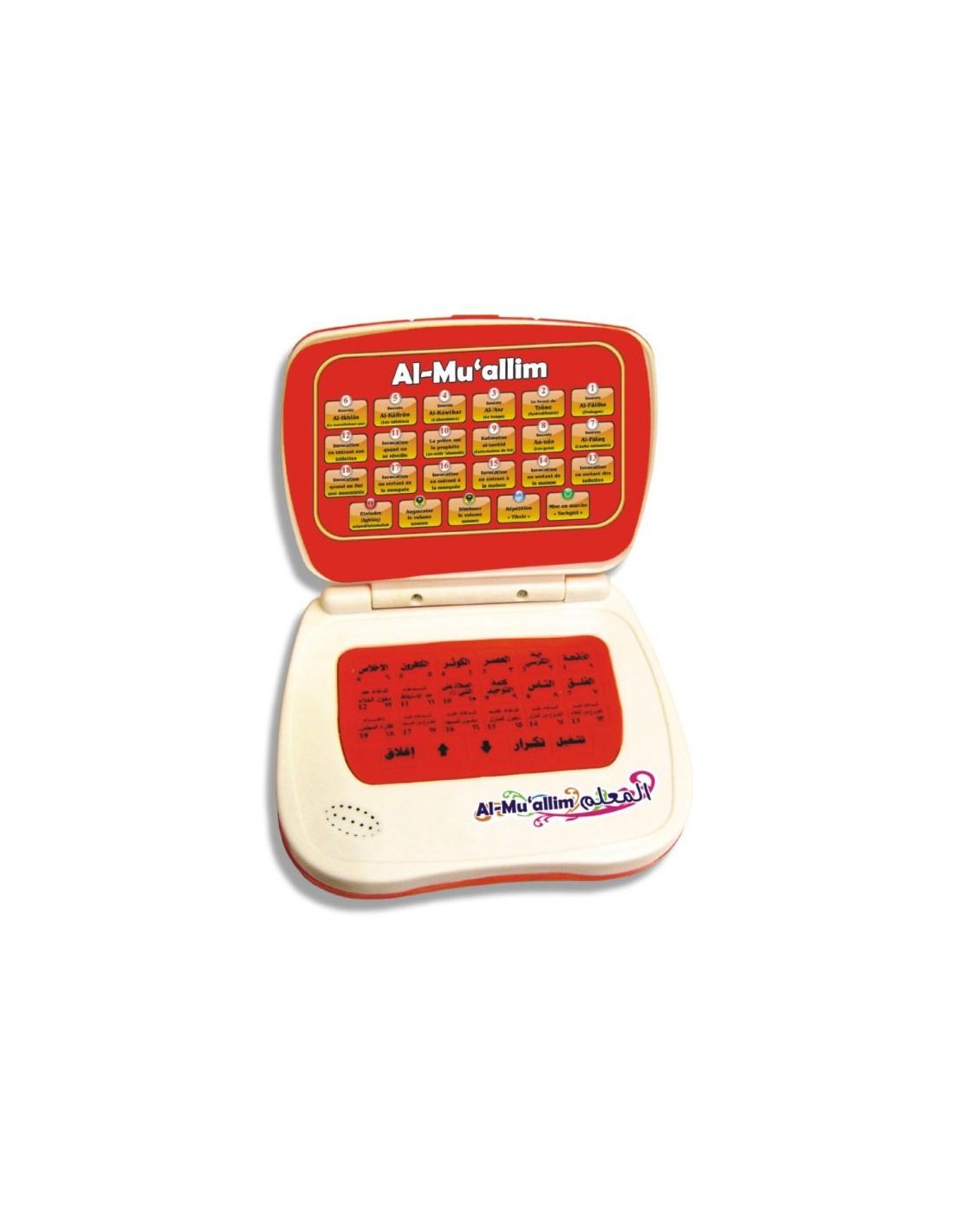 Al Mu'alim -1- Ordinateur / Jouet Éducatif Pour Enfant encequiconcerne Ordinateur Educatif Enfant