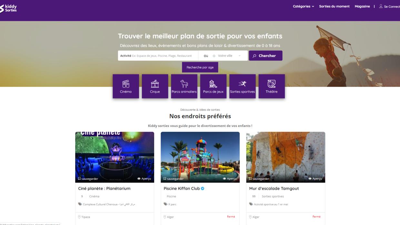Algérie: Des Start-Up Au Service Des Enfants - Afrique Économie encequiconcerne Jeux Africains Pour Enfants