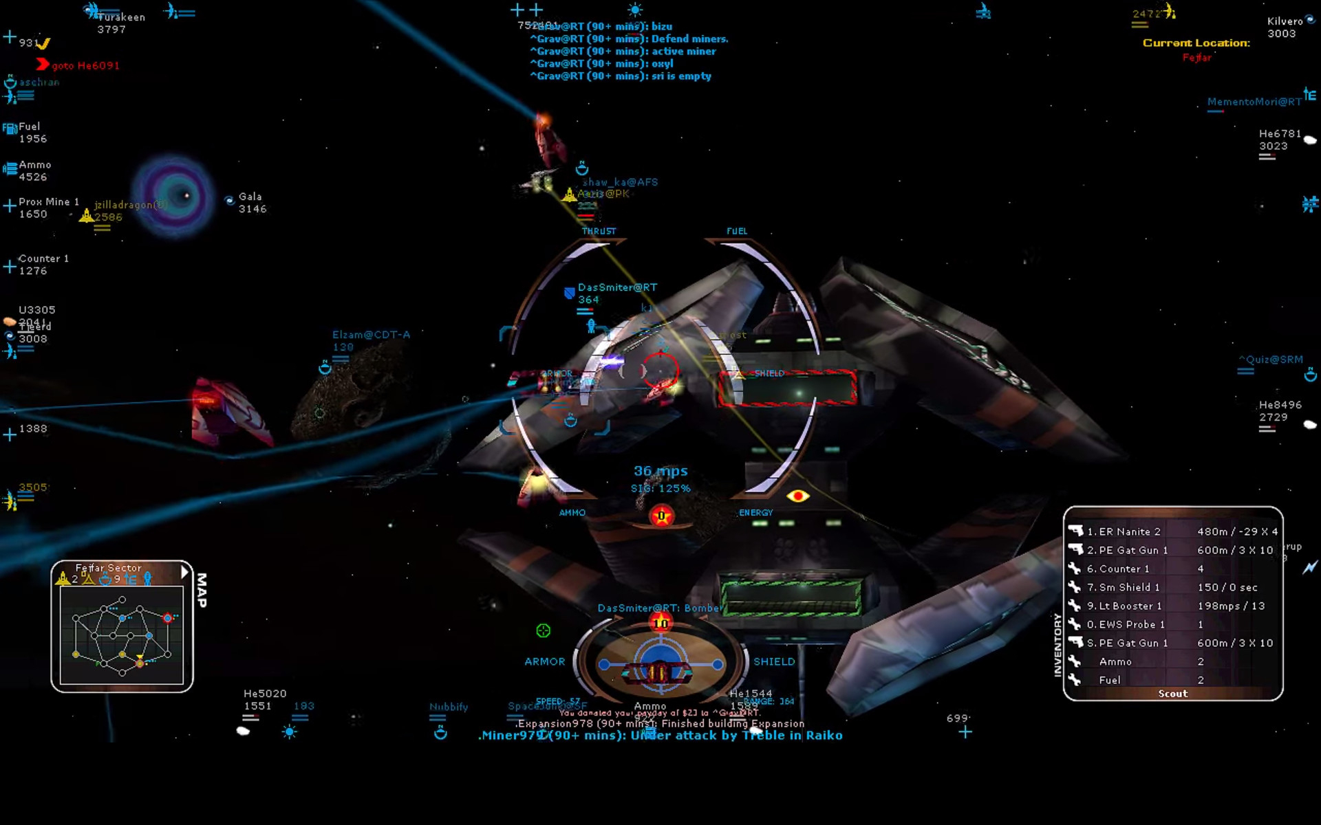 Allegiance, Le Fps/rts Multijoueur Spatial De Microsoft tout Jouer Jeux De Strategie En Ligne Gratuit