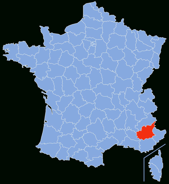 Alpes-De-Haute-Provence — Wikipédia serapportantà Carte Departement Numero