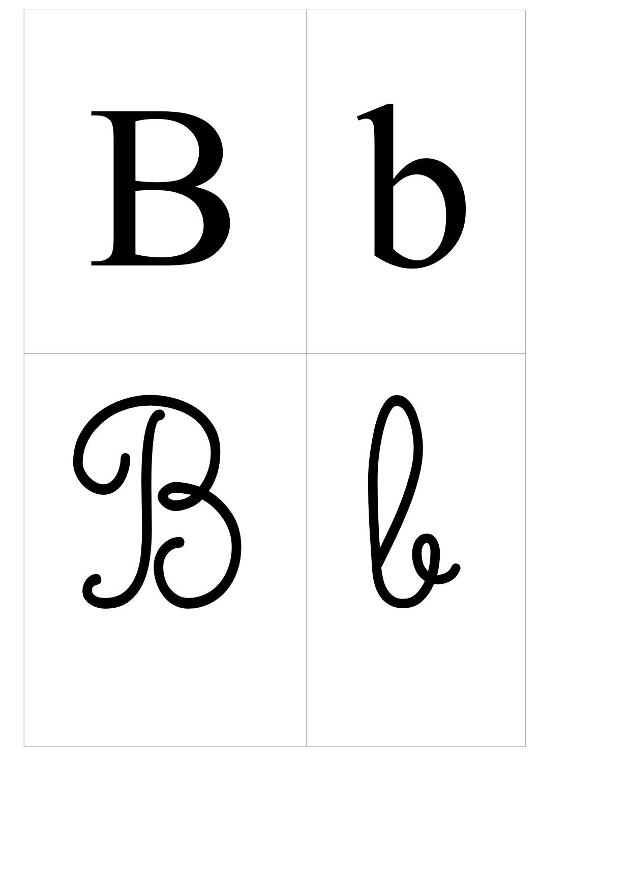 Alphabet- Affichage | Bout De Gomme encequiconcerne Alphabet Français À Imprimer