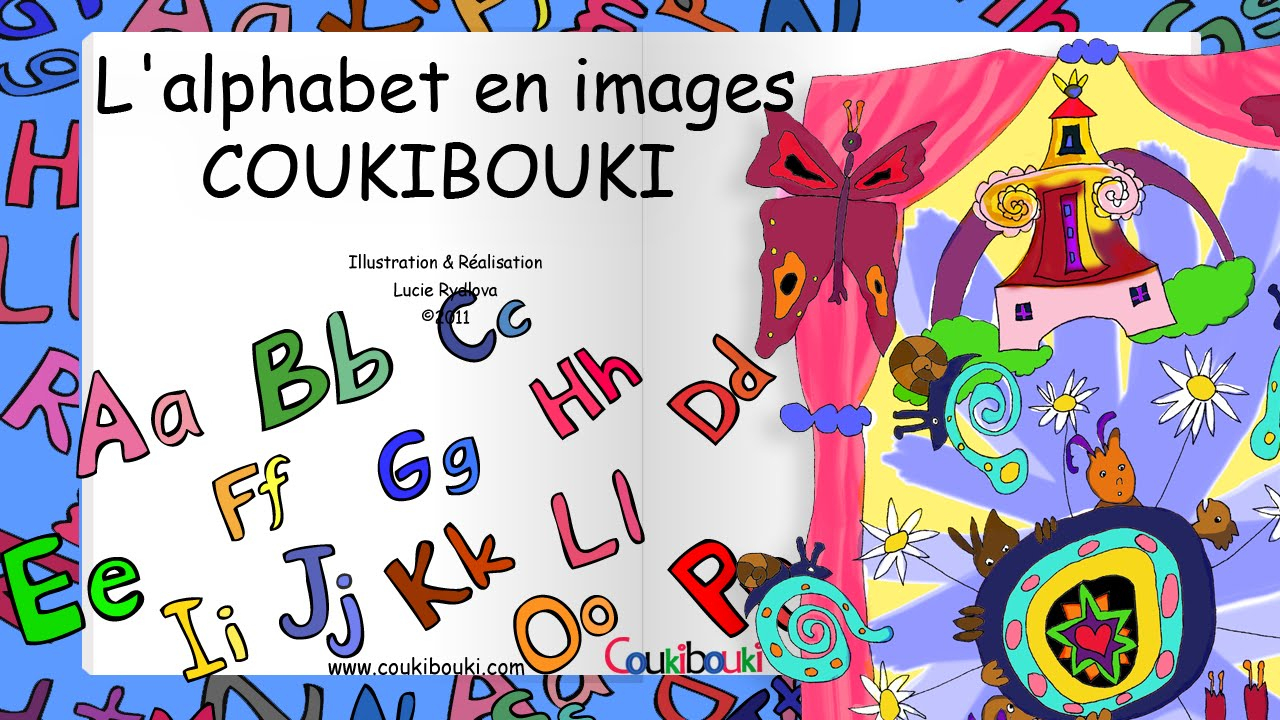 Alphabet En Dessin Animé, Apprendre L'alphabet Français encequiconcerne Apprendre Alphabet Francais