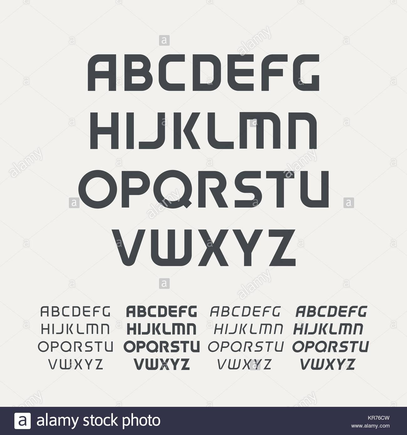 Alphabet Majuscule Sport. Technologie Futuriste Font concernant Modele Alphabet Majuscule