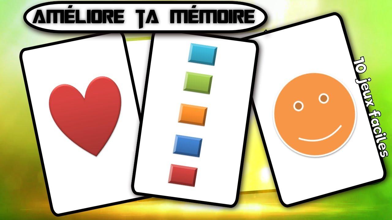 Améliore Facilement Ta Mémoire Avec Ces 10 Petits Tests Sympa | Jeu De  Mémoire Gratuit pour Jeux Gratuit De Memoire