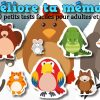 Améliore Ta Mémoire Avec Ces 10 Petits Jeux Faciles | Jeu De Mémoire  Gratuit Pour Adultes Et Enfants intérieur Jeux De Memoire Gratuit Pour Enfant