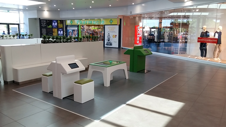 Aménagez Un Espace De Jeux Interactif Dans Vos Centres tout Jeu Interactif Enfant