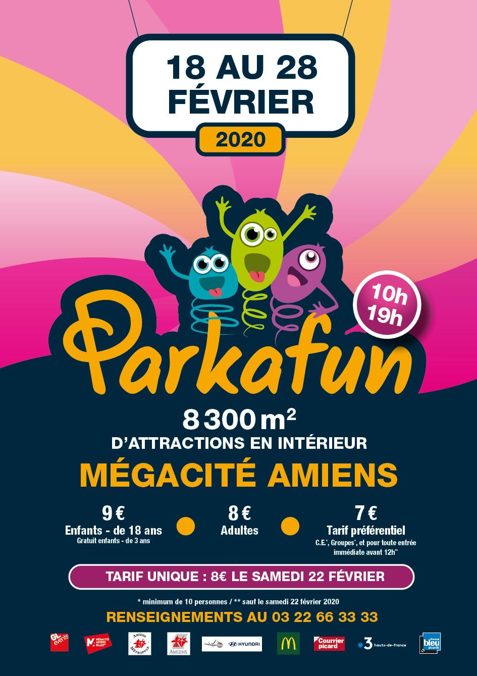 Amiens - Parkafun dedans Jeux 2 Ans En Ligne Gratuit