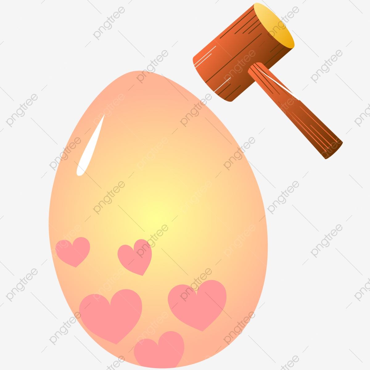 Amour Marteau Dessin Animé Oeuf D'or, Marteau, Dessin, D'œuf serapportantà Dessin D Oeuf