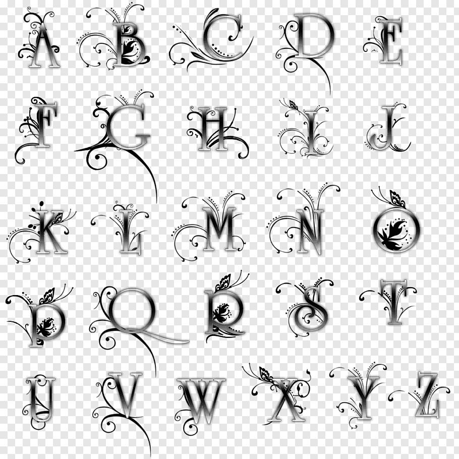 Ampersand Italic Type Garamond Typographic Ligature Font à Alphabet Script Minuscule