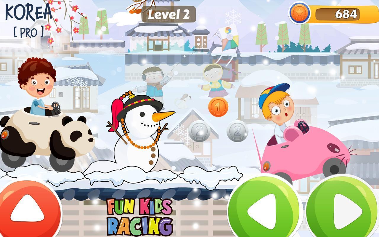 Amusant Jeu De Course Pour Enfant Pour Android - Téléchargez dedans Jeux Course Enfant
