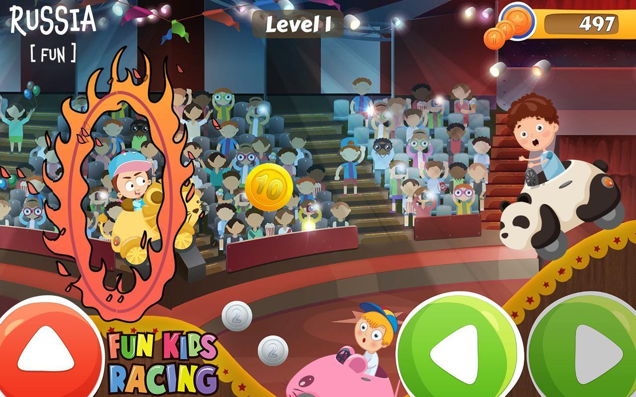 Amusant Jeu De Course Pour Enfant Pour Android - Téléchargez destiné Jeux Course Enfant