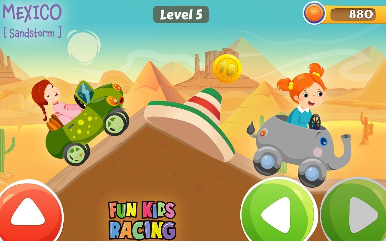 Amusant Jeu De Course Pour Enfant Pour Android - Téléchargez pour Jeux Course Enfant