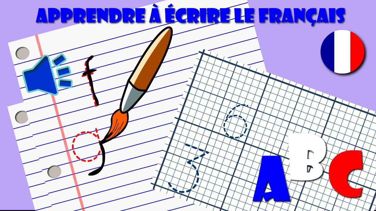 Android Için Abc Learn The French Alphabet - Apk'yı İndir serapportantà Apprendre Alphabet Francais