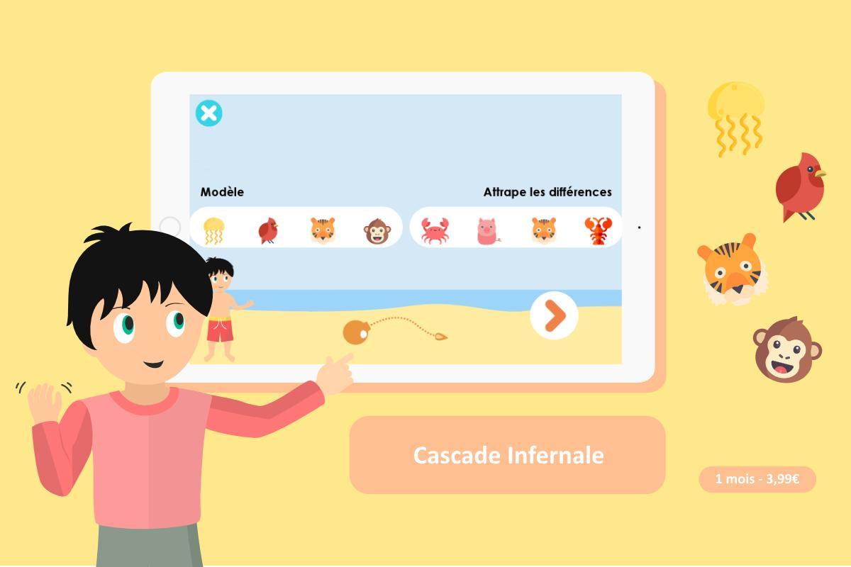 Android Için Coco, Jeux Éducatifs - Apk'yı İndir concernant Les Jeux Educatif