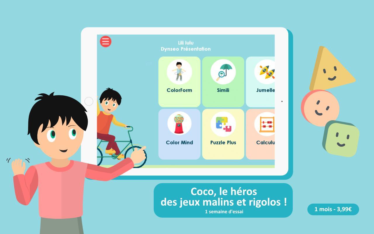 Android Için Coco, Jeux Éducatifs - Apk'yı İndir dedans Jeux Rigolos Gratuits