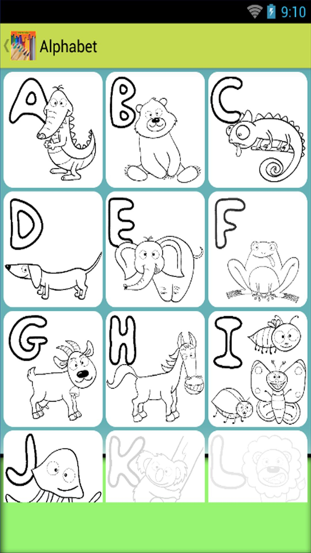 Android Için Coloriage Jeux Pour Enfants - Apk'yı İndir encequiconcerne Jeux Pour Enfan