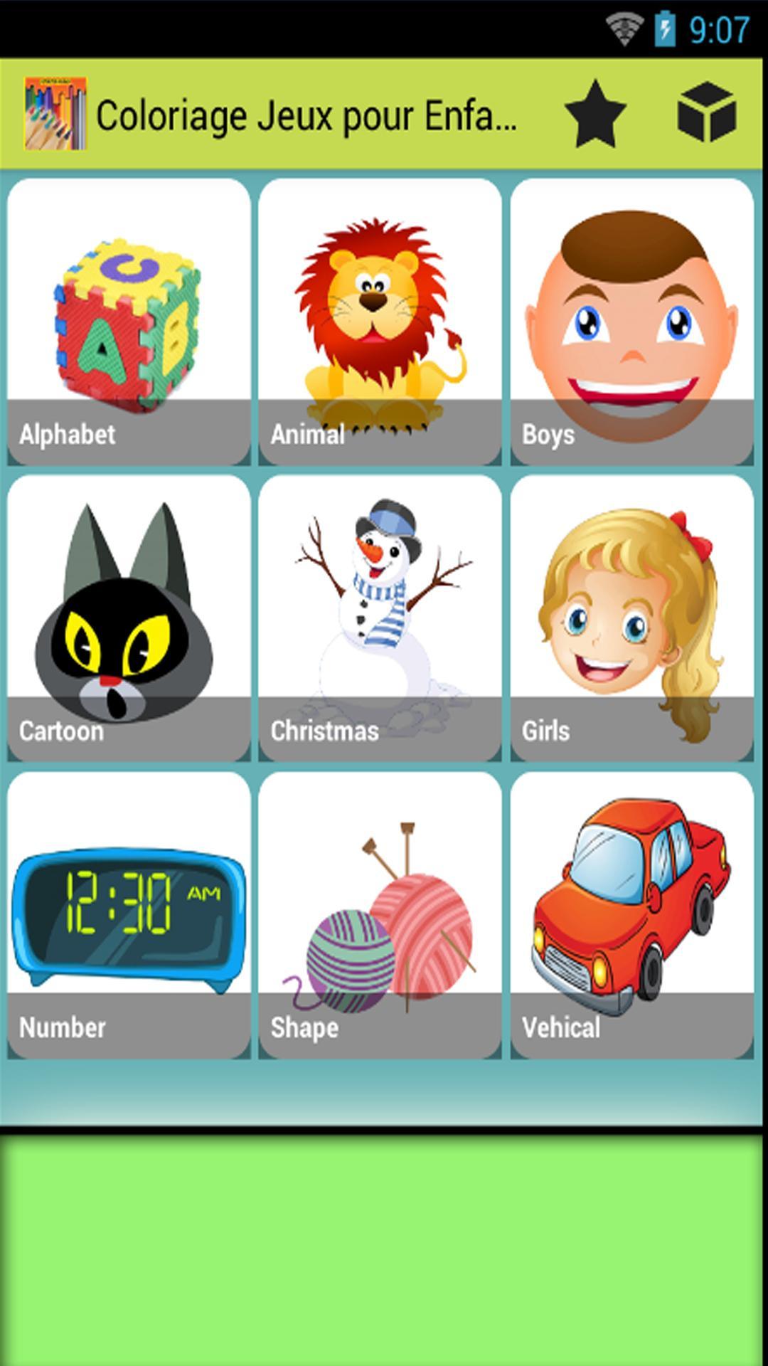 Android Için Coloriage Jeux Pour Enfants - Apk'yı İndir encequiconcerne Mot Pour Enfant