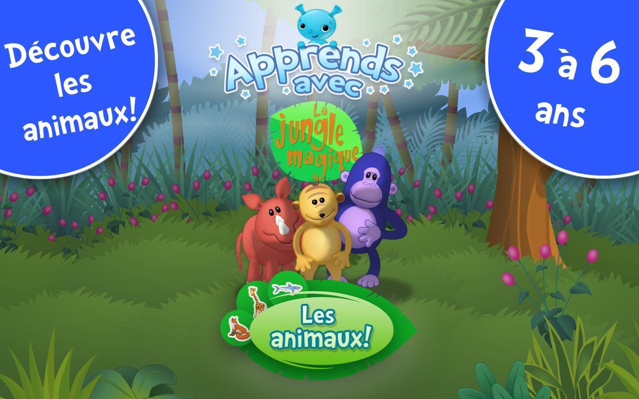 Android Için Les Animaux ! Jeux Enfants - Apk'yı İndir tout Jeux Pc Enfant