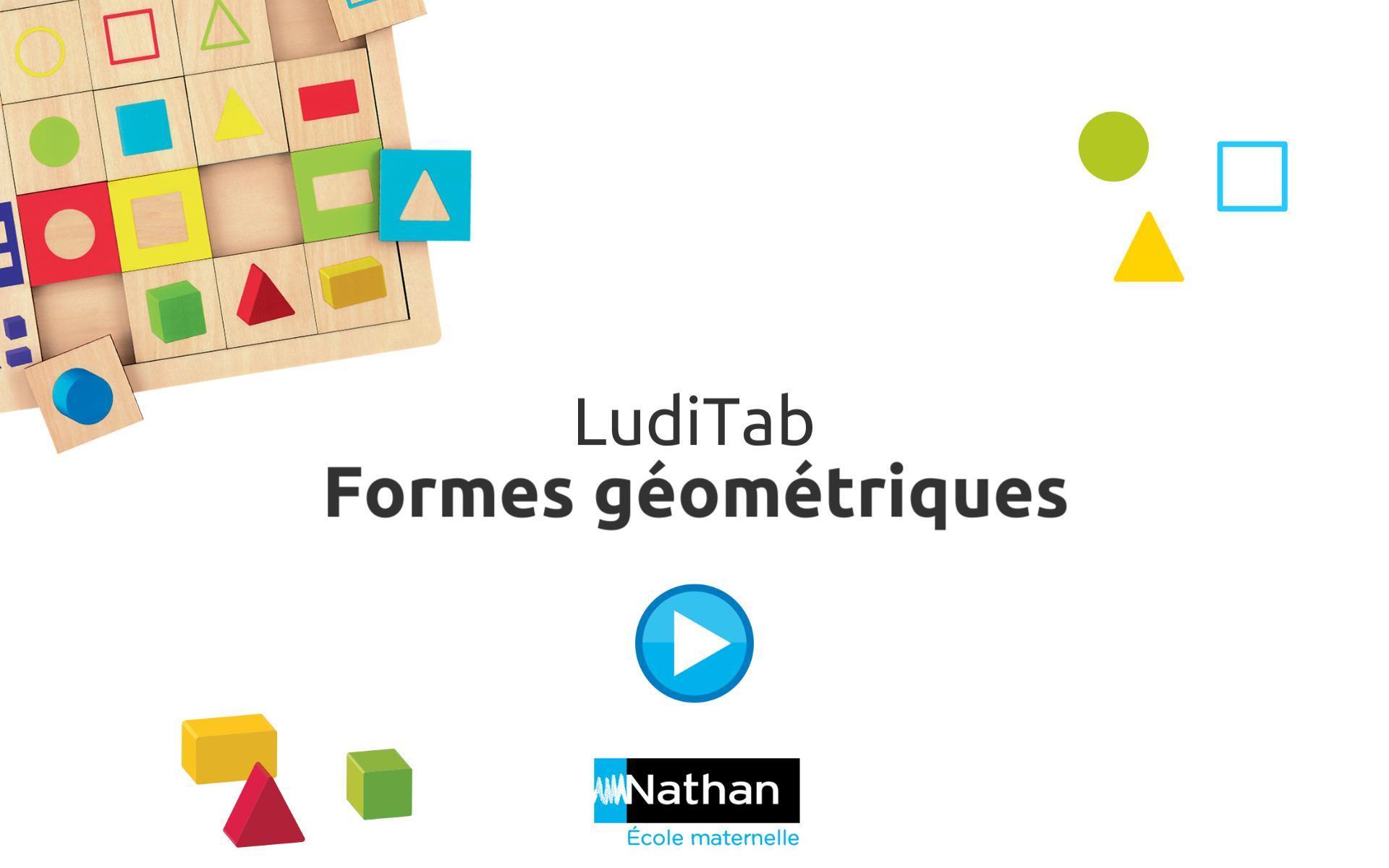 Android Için Luditab Formes Géométriques - Apk'yı İndir serapportantà Les Formes Geometrique