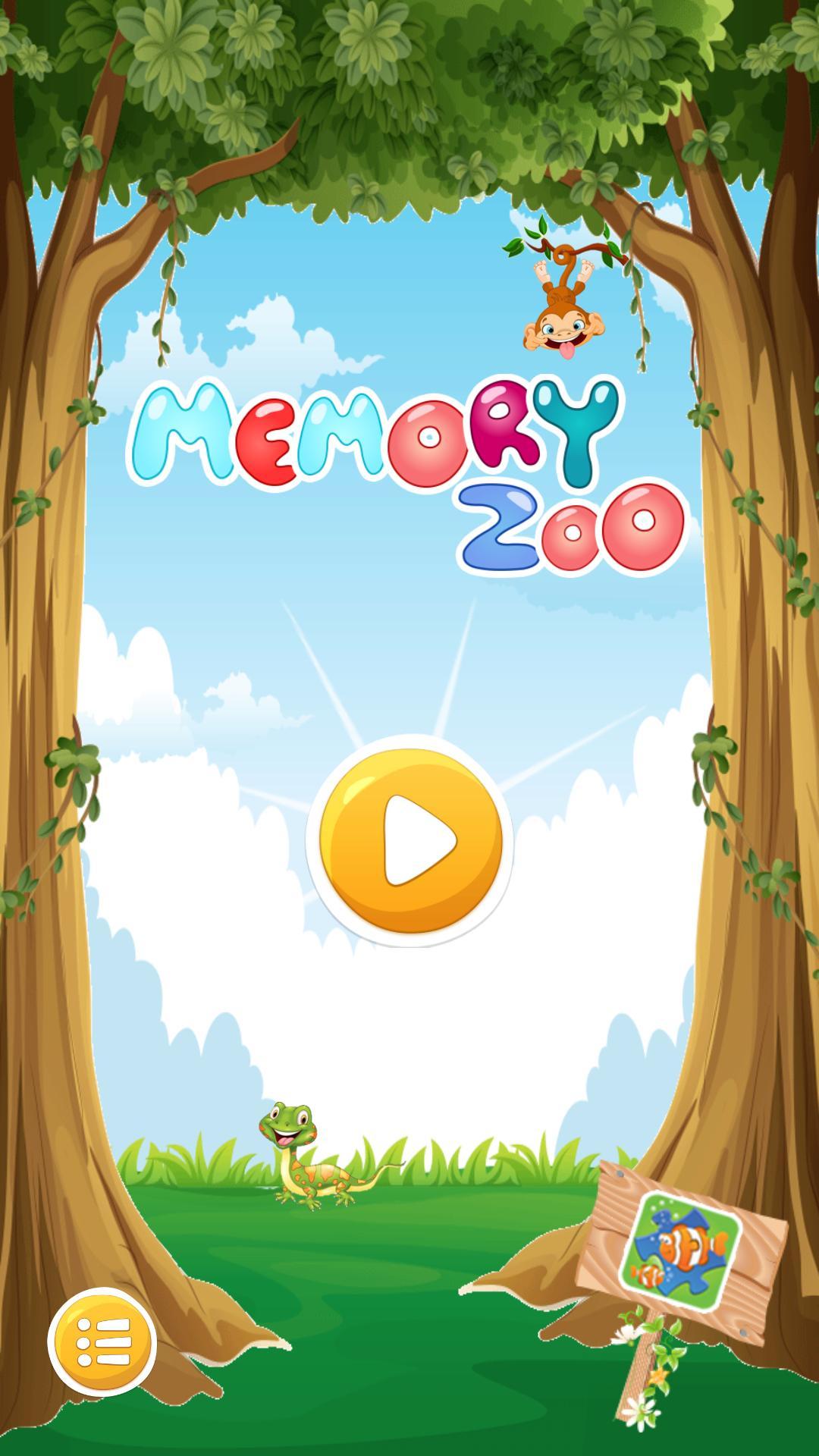 Android Için Memory Zoo Anime Pour Les Enfants - Apk'yı İndir destiné Memory Enfant Gratuit