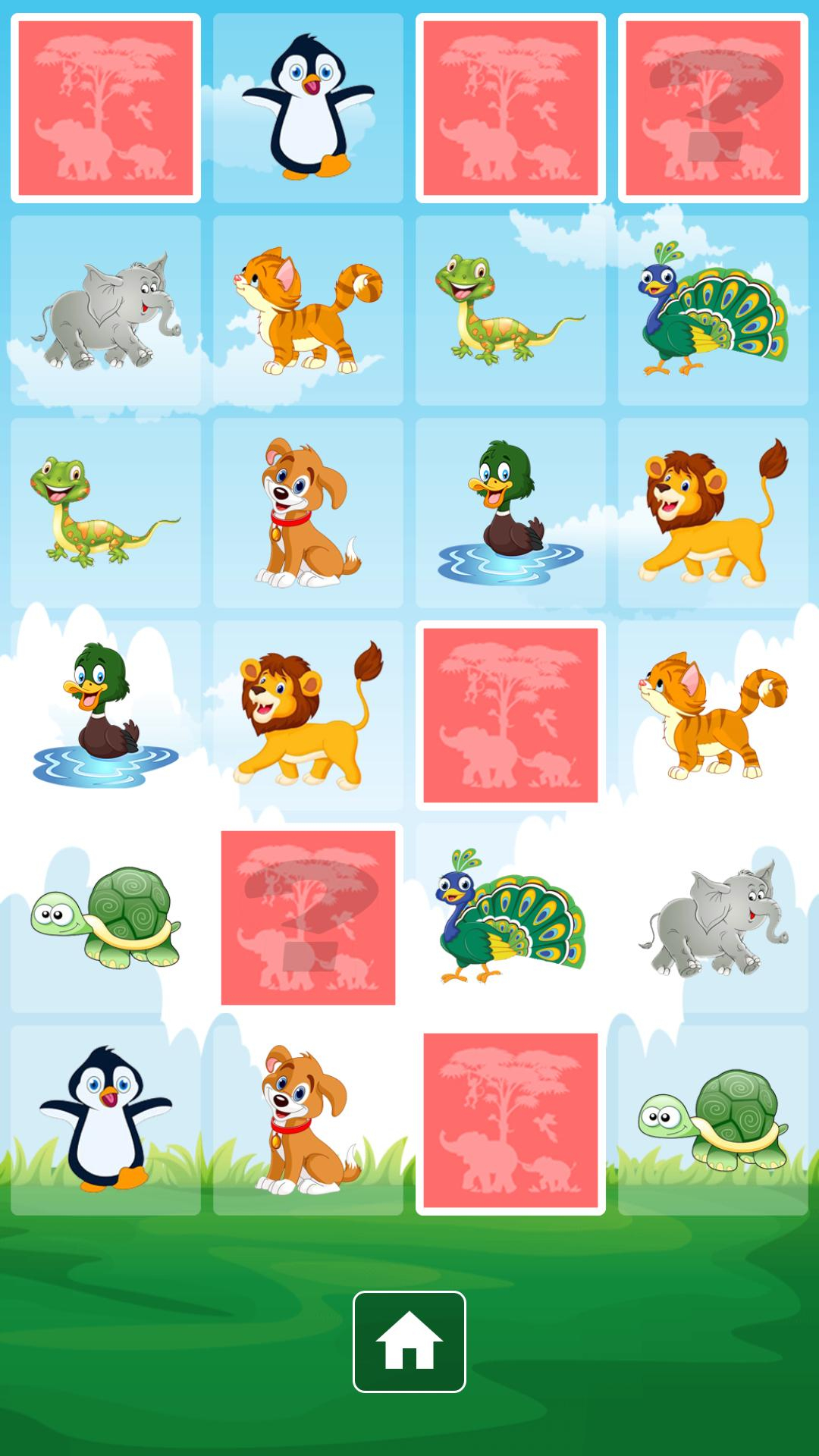Android Için Memory Zoo Anime Pour Les Enfants - Apk'yı İndir serapportantà Memory Enfant Gratuit