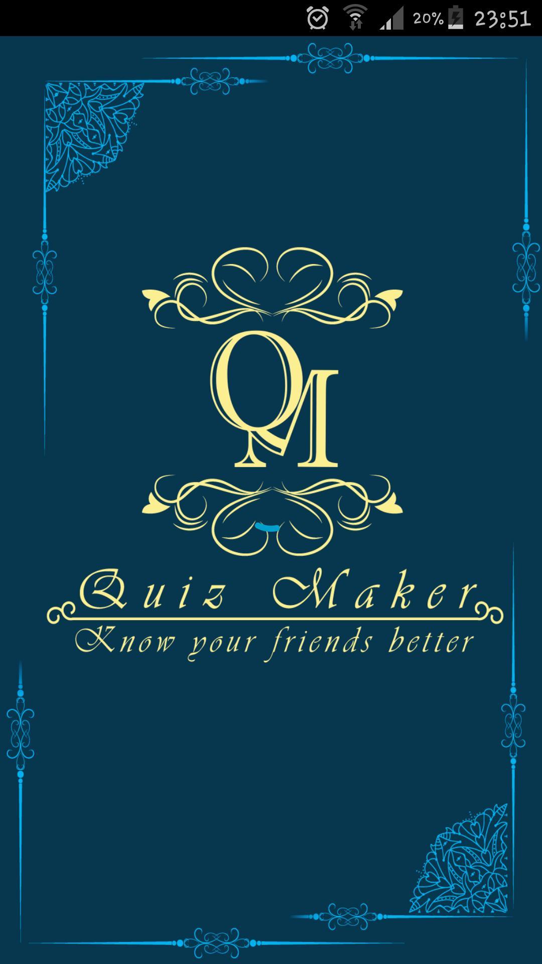 Android Için Quizup Maker - Quiz Tes Amis - Apk'yı İndir avec Quiz En Ligne Gratuit