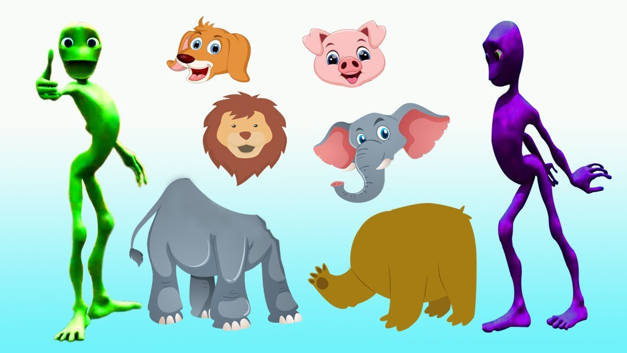 Animaux De La Forêt Pour Enfants - Apprendre Les Animaux Jeux Éducatifs |  Mozi Tv concernant Apprendre Les Animaux Jeux Éducatifs