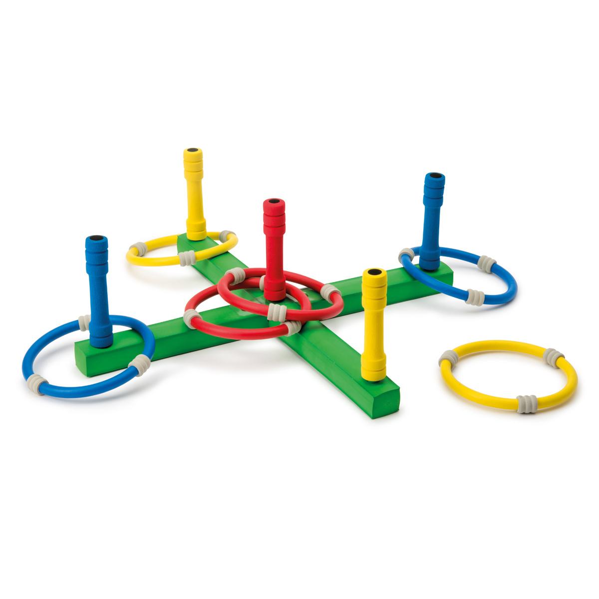 Anneaux En Mousse avec Jeux Pour Enfant De 5 Ans
