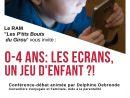 Annulé 0-4 Ans : Les Écrans, Un Jeu D'enfant ?! Organisé Par encequiconcerne Jeux Gratuit Garçon 4 Ans