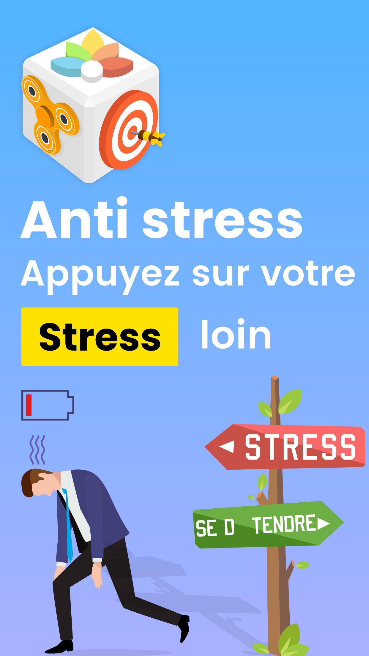 Anti Stress - Stress Jeux Detente & Satisfaisant Pour à Jeux De Anti Stress