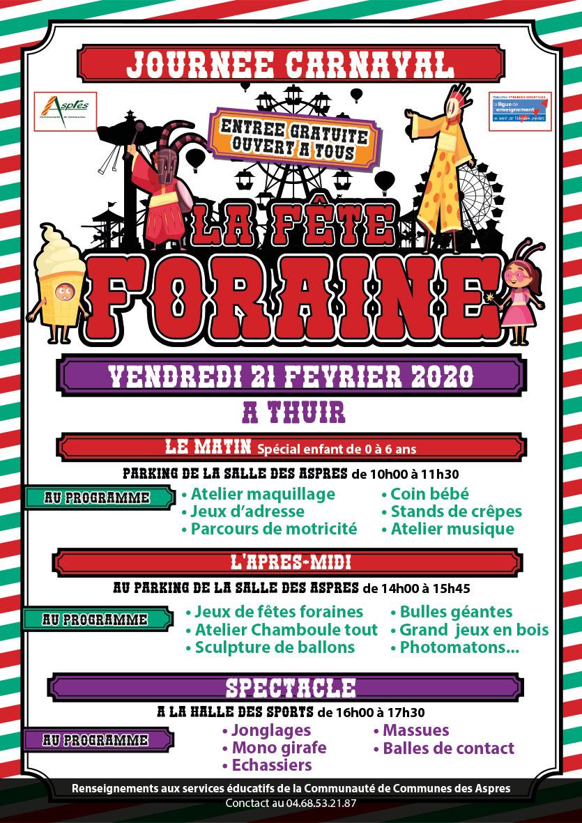 Antique Fair | Thuir | Carnival avec Jeux De Parcours Gratuit