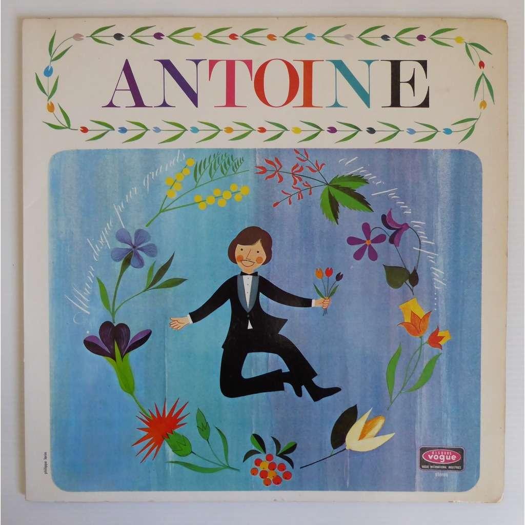 Antoine Album Pour Les Grands Et Jeux Pour Tout Petits pour Jeux Pour Tout Petit