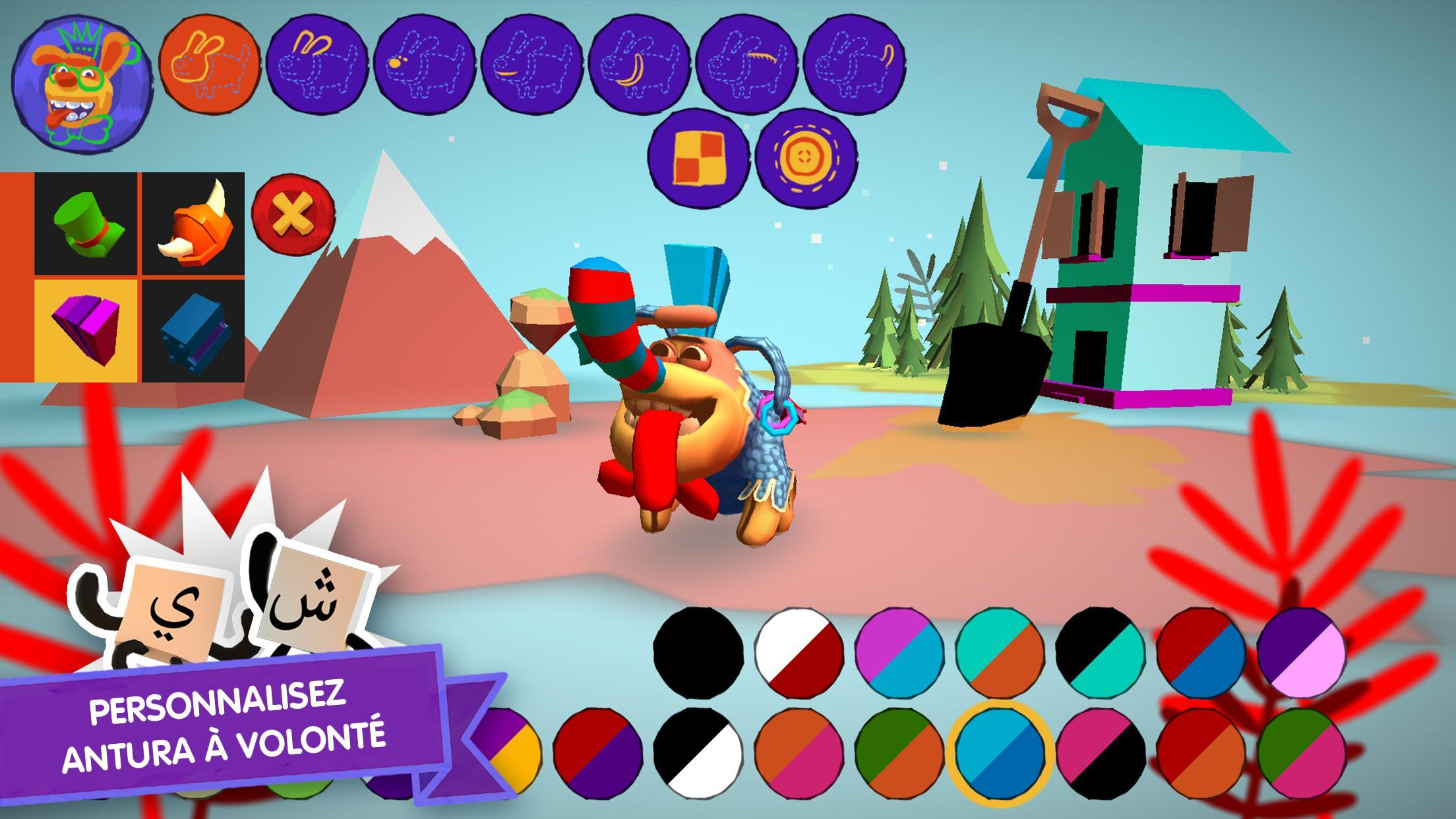 Antura For Android - Apk Download avec Puzzle Gratuit 3 Ans