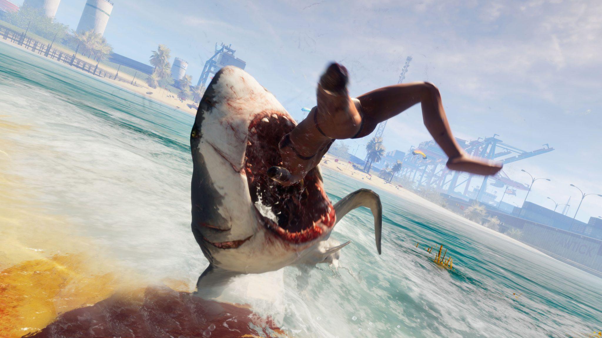 Aperçu Maneater - Un Rpg Qui Ne Manque Pas De Mordant intérieur Requin Jeux Video