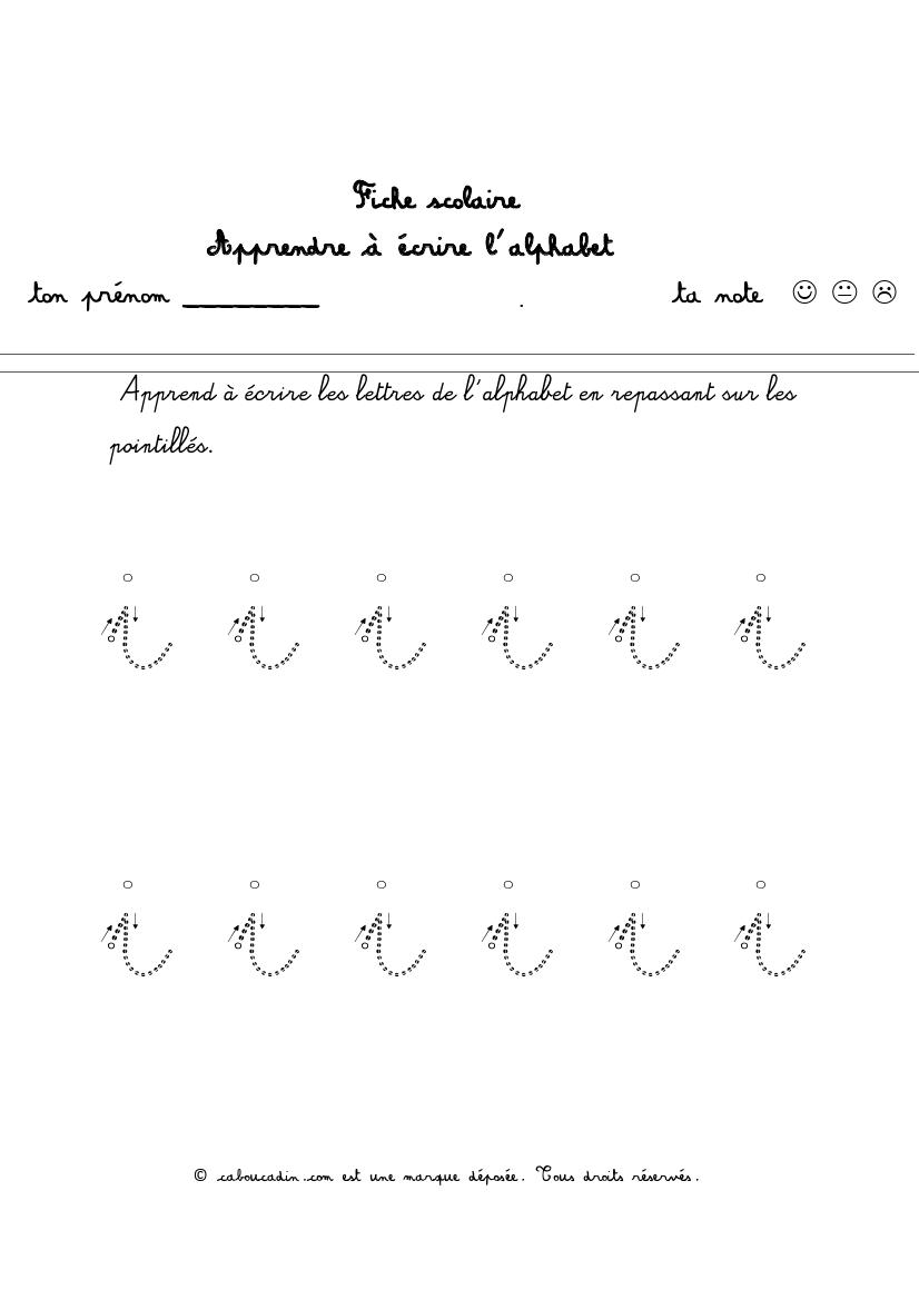 Apprendre-A-Ecrire-Lettre-I-Maternelle-Ms (826×1169 à Apprendre A Écrire L Alphabet