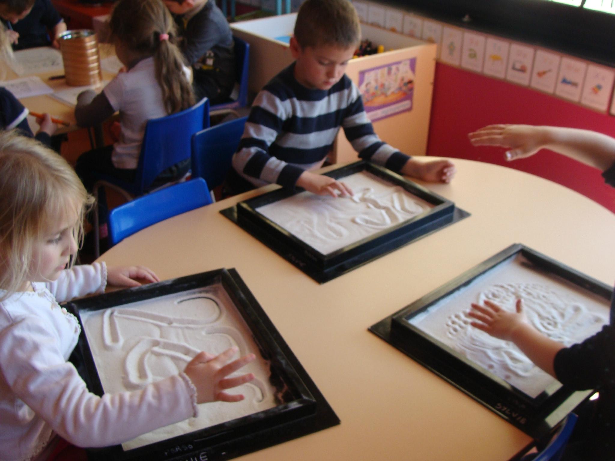 Apprendre À Tracer Le Chiffre 2 - La Maternelle De Vivi encequiconcerne Apprendre À Écrire Les Chiffres En Maternelle