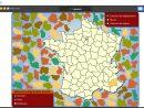 Apprendre La Géographie En S'amusant | Matelem à Carte De France Ludique