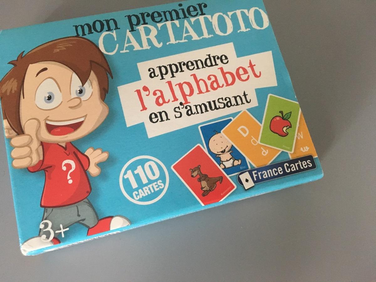 Apprendre L'alphabet En S'amusant Avec Carto ! - Céline destiné Jeux Pour Apprendre L Alphabet