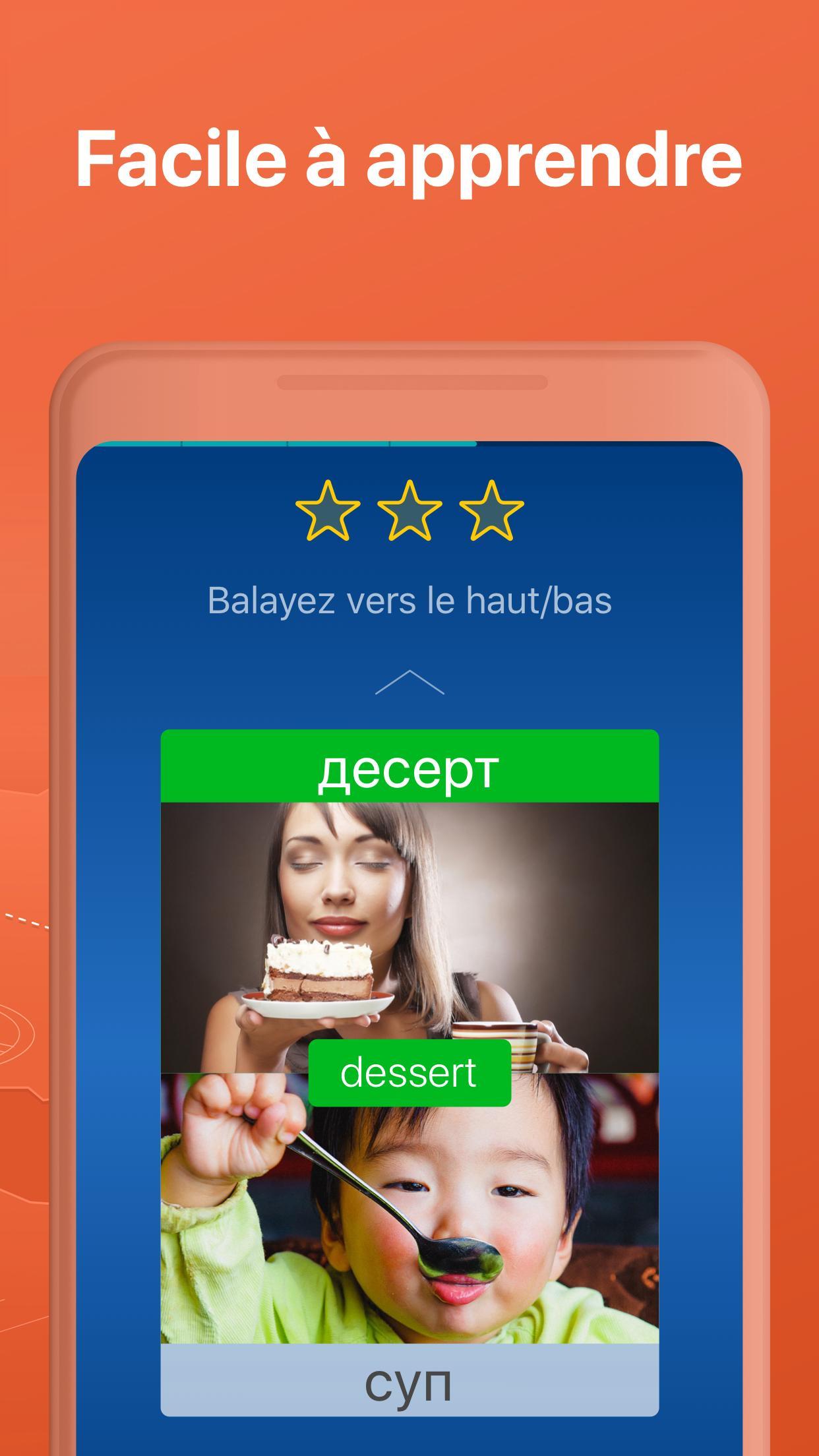 Apprendre Le Russe Gratuit Pour Android - Téléchargez L'apk avec Apprendre Le Russe Facilement Gratuitement
