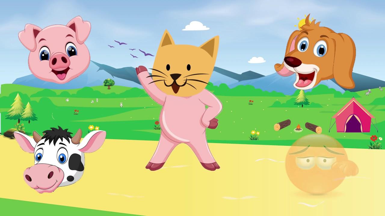 Apprendre Les Animaux Pour Bébé Comptines Pour Bébé | Sons D'animaux Pour  Les Enfants #128 concernant Apprendre Les Animaux Pour Bebe