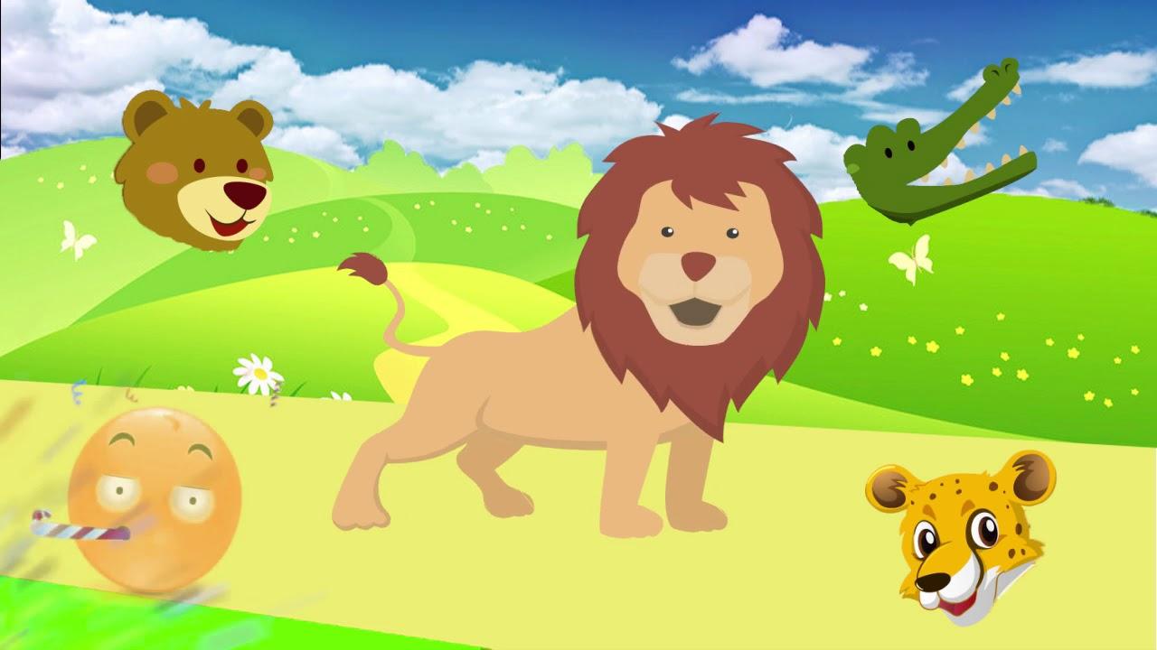 Apprendre Les Animaux Pour Bébé | Comptines Pour Bébé | Sons D'animaux Pour  Les Enfants #65 avec Apprendre Les Animaux Pour Bebe