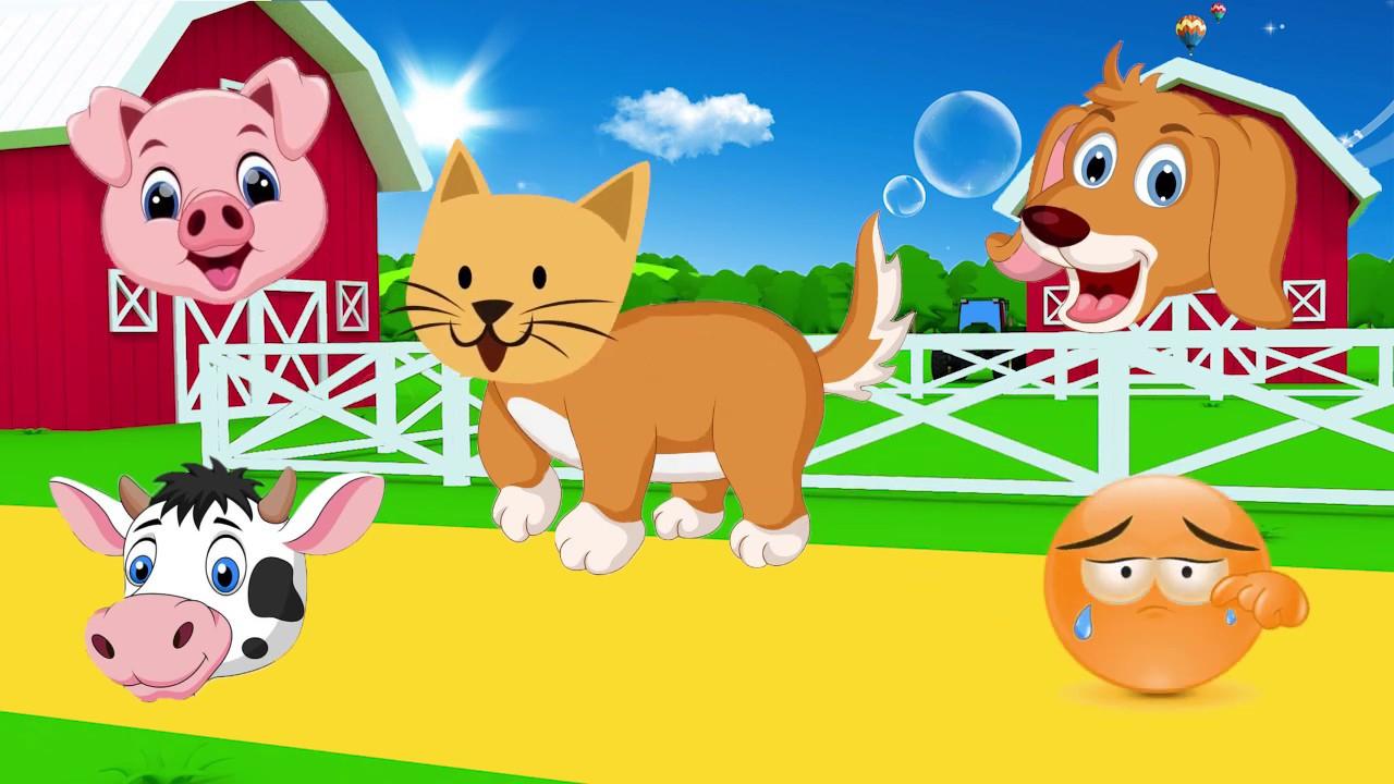 Apprendre Les Animaux Pour Bébé | Comptines Pour Bébé | Sons D'animaux Pour  Les Enfants #83 avec Apprendre Les Animaux Pour Bebe