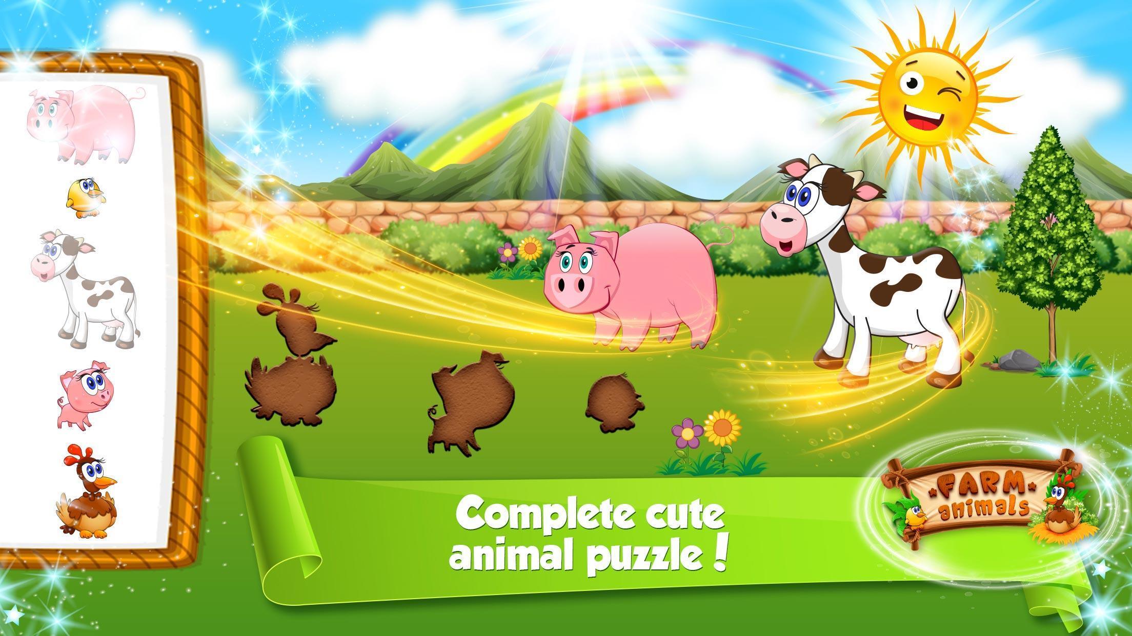 Apprendre Les Animaux Pour Bebe : Jeux Éducatifs Pour à Apprendre Les Animaux Pour Bebe