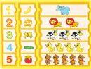 Apprendre Les Chiffres - Qui Mange Quoi ? serapportantà Apprendre Les Animaux Jeux Éducatifs
