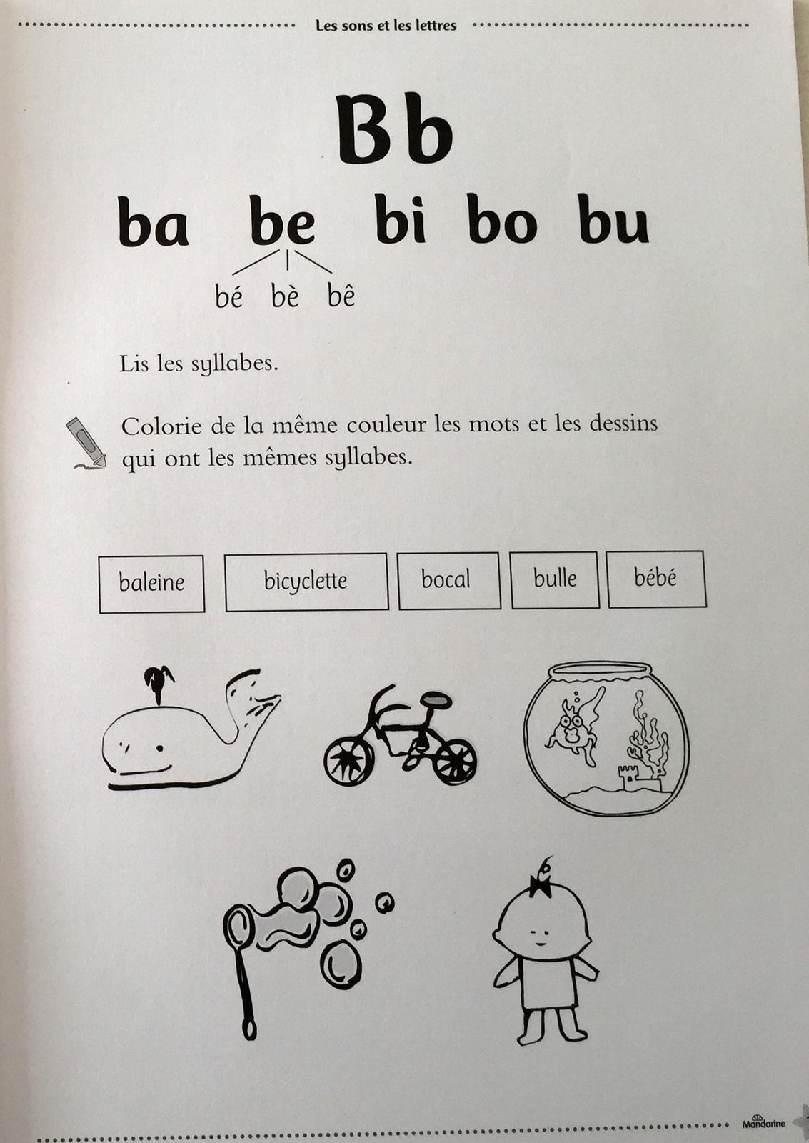 Apprendre Les Formes Couleurs Et Tailles - Charlotteblabla: destiné Exercice Pour Apprendre L Alphabet En Maternelle
