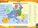Apprendre Les Pays Membres De L'union Européenne Par Le Jeu intérieur Carte Pays Union Européenne