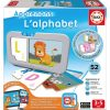 Apprenons Alphabet, Educa, Jeux, Apprentissage, Jeu Educatif 4 a.