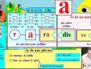 Apprentissage De La Lecture Maternelle Cp En Français : Alphabet # A, A, À  (1) encequiconcerne Apprendre L Alphabet En Francais Maternelle