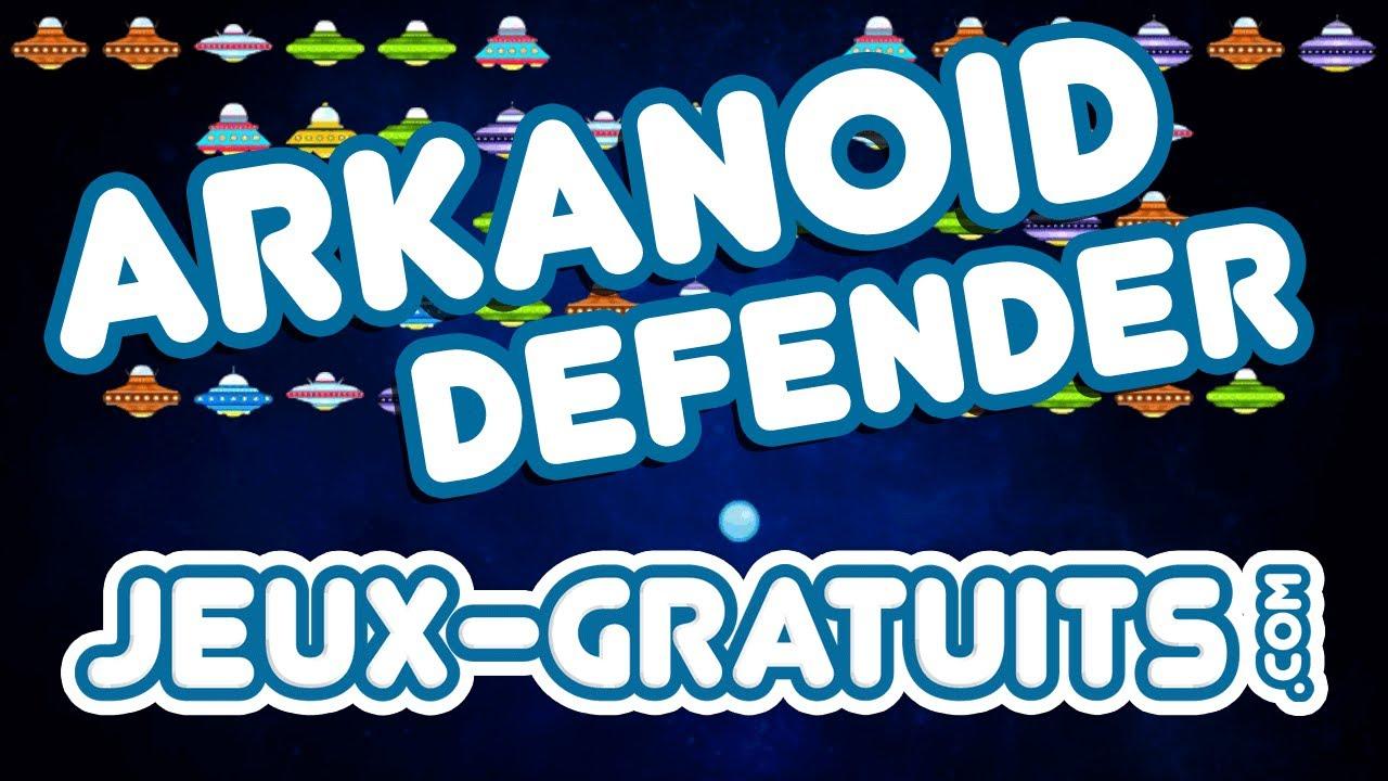 Arkanoid Defender : Jeu Gratuit En Ligne Sur Jeux-Gratuits avec Casse Brique Gratuit En Ligne