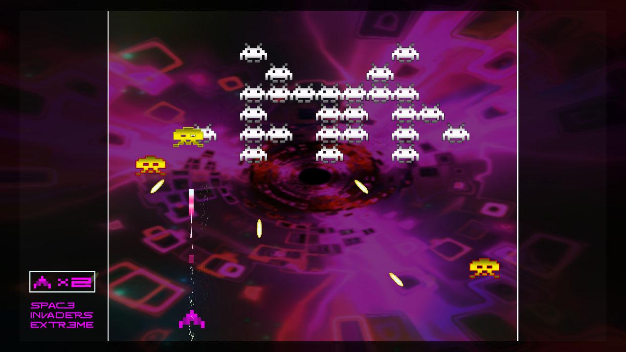 Arkanoid Ds / Space Invaders Extreme – Erwan Higuinen destiné Le Casse Brique